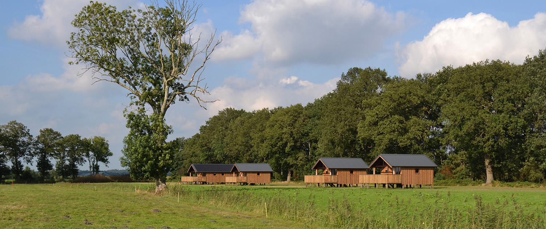 Groepsaccommodatie Acker Lodges