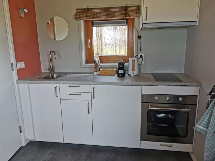 Acker Lodge Keuken