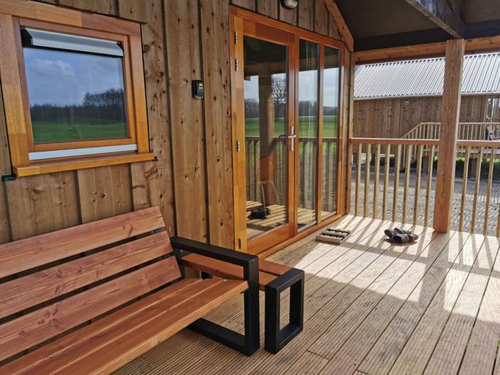 Acker Lodge Veranda