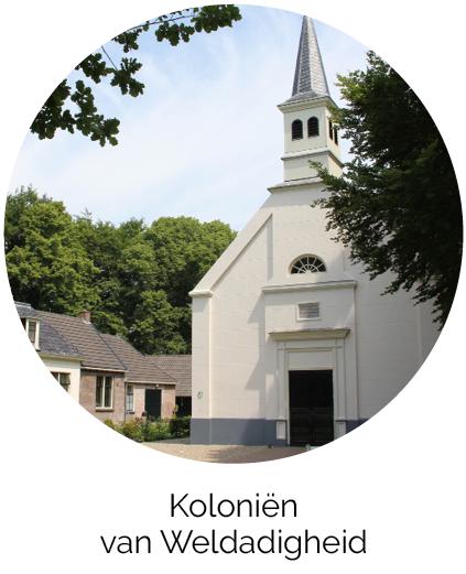Koloniën Acker Lodges Drenthe