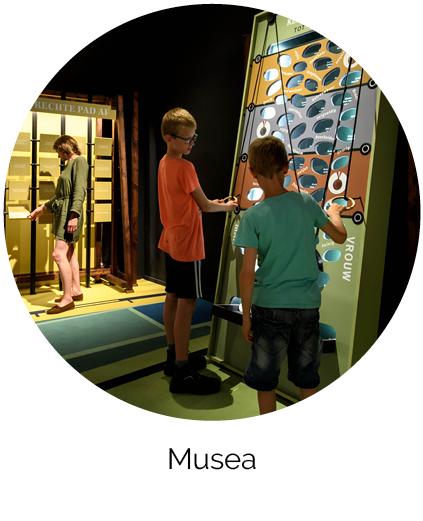 Musea Acker Lodges Drenthe