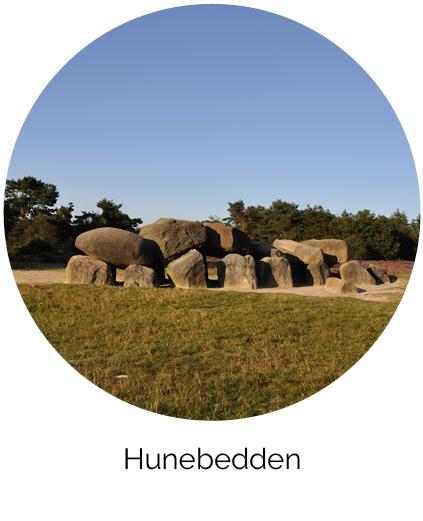 Hunebedden Acker Lodges Drenthe