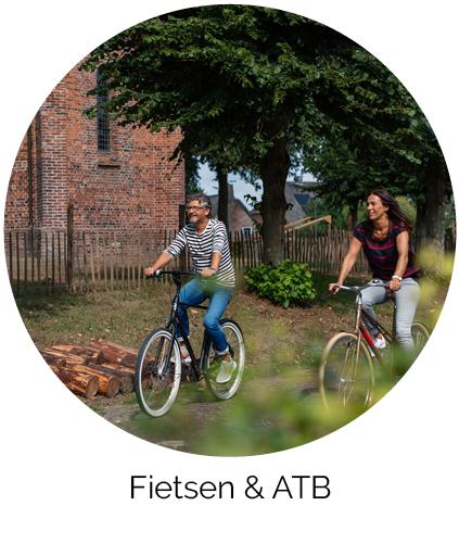 Fietsen Acker Lodges Drenthe