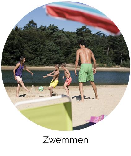 Zwemmen Acker Lodges Drenthe