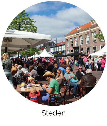 Acker Lodges Drenthe Steden