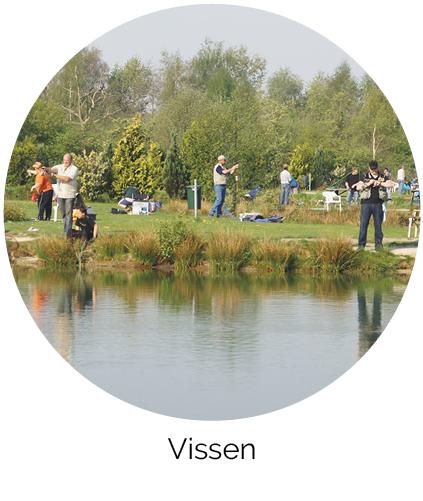 Acker Lodges Drenthe Vissen